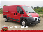 2017 ProMaster 1500 Low Roof, Cargo Van #17U1013 - photo 1