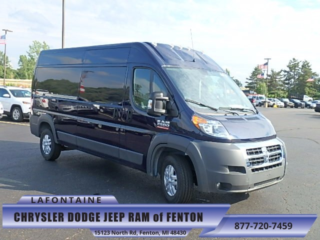 2017 ProMaster 2500 High Roof, Cargo Van #17U1424 - photo 4