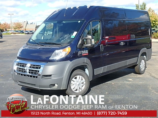 2017 ProMaster 2500 High Roof, Cargo Van #17U1424 - photo 51