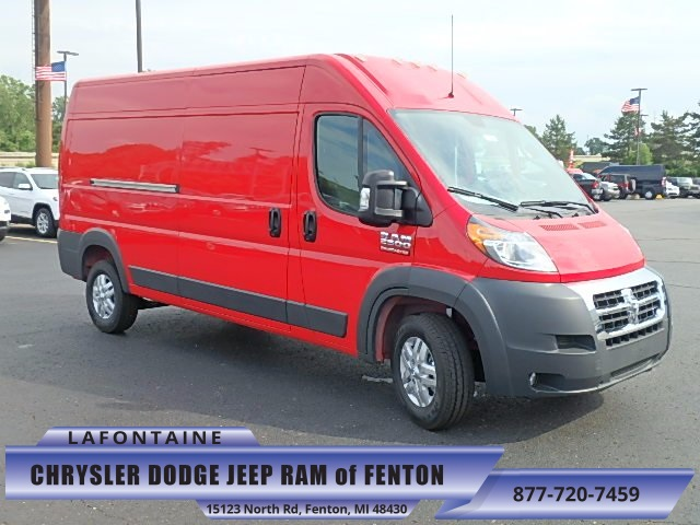 2017 ProMaster 2500 High Roof, Cargo Van #17U1431 - photo 5