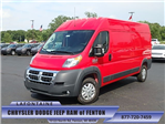 2017 ProMaster 2500 High Roof, Cargo Van #17U1431 - photo 1