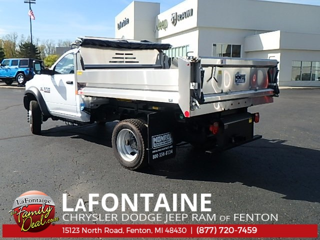 2017 Ram 5500 Regular Cab DRW 4x4, Dump Body #17U1477 - photo 40