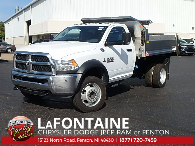2017 Ram 5500 Regular Cab DRW 4x4, Dump Body #17U1477 - photo 51
