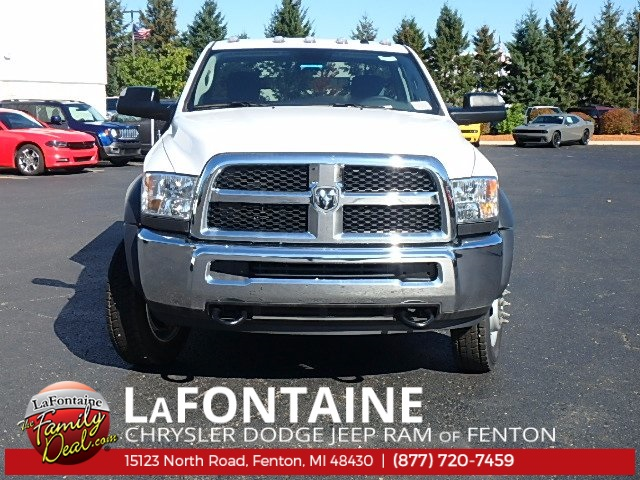 2017 Ram 4500 Regular Cab DRW 4x4, Service Body #17U1519 - photo 4