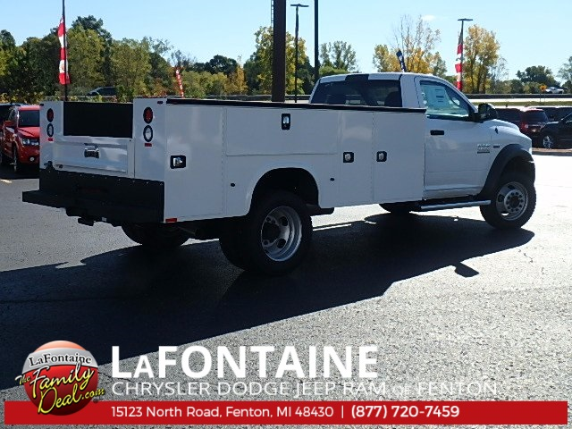 2017 Ram 4500 Regular Cab DRW 4x4 Service Body #17U1519 - photo 6
