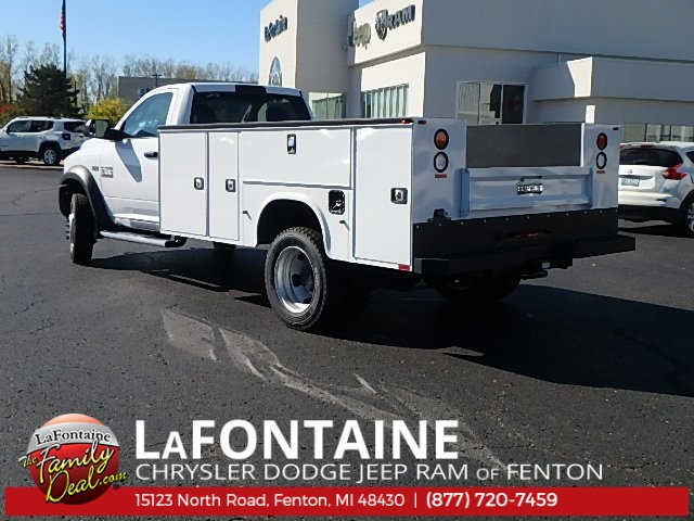 2017 Ram 4500 Regular Cab DRW 4x4 Service Body #17U1519 - photo 2
