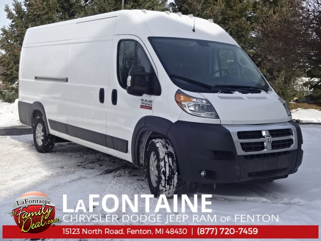 2017 ProMaster 3500 High Roof, Van Upfit #17U1682 - photo 7