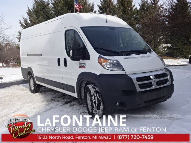 2017 ProMaster 3500 High Roof Van Upfit #17U1682 - photo 44