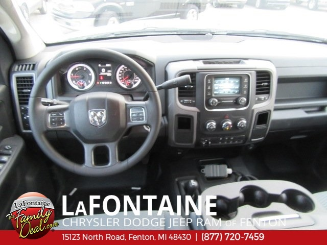 2017 Ram 5500 Crew Cab DRW 4x4, Knapheide Stake Bed #17U1729 - photo 15