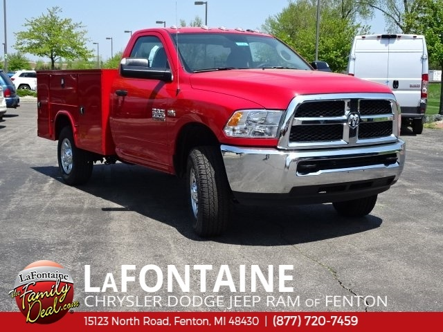 2017 Ram 3500 Regular Cab 4x4,  Knapheide Standard Service Body #17U1730 - photo 3