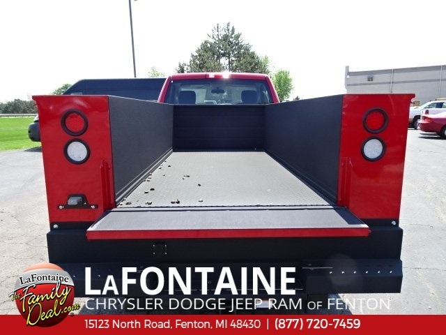 2017 Ram 3500 Regular Cab 4x4,  Knapheide Standard Service Body #17U1730 - photo 5