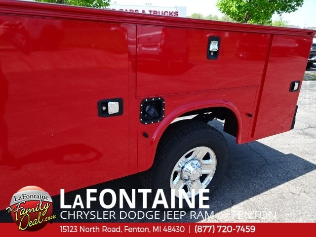 2017 Ram 3500 Regular Cab 4x4,  Knapheide Standard Service Body #17U1730 - photo 8