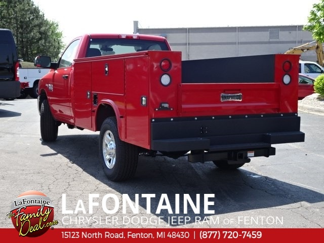 2017 Ram 3500 Regular Cab 4x4,  Knapheide Standard Service Body #17U1730 - photo 31