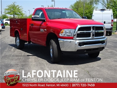 2017 Ram 3500 Regular Cab 4x4,  Knapheide Standard Service Body #17U1730 - photo 1