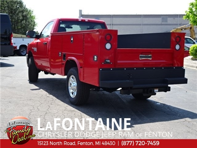 2017 Ram 3500 Regular Cab 4x4,  Knapheide Standard Service Body #17U1730 - photo 2