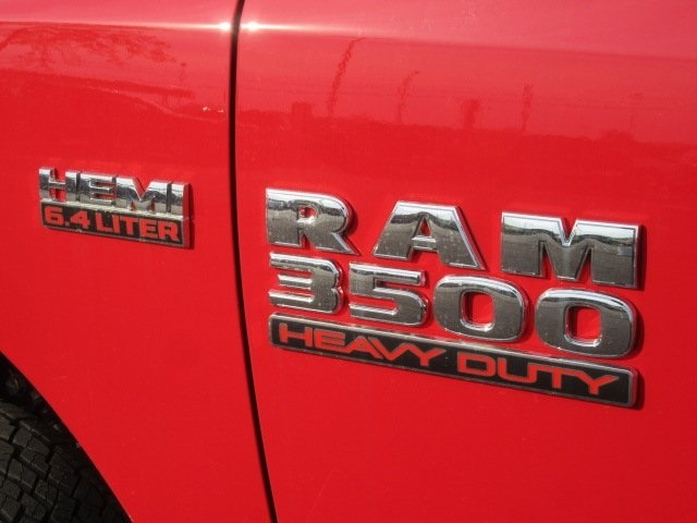 2017 Ram 3500 Crew Cab DRW 4x4,  Hillsboro Platform Body #17U1733 - photo 12