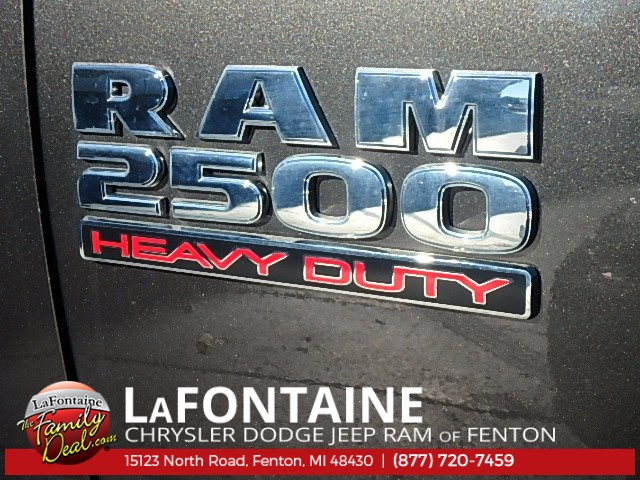 2017 Ram 2500 Crew Cab 4x4 Pickup #17U425 - photo 47