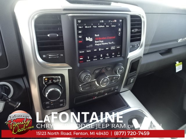 2018 Ram 1500 Crew Cab 4x4, Pickup #18U1200 - photo 18