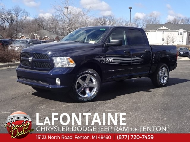 2018 Ram 1500 Crew Cab 4x4,  Pickup #18U1261 - photo 24