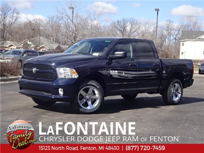 2018 Ram 1500 Crew Cab 4x4,  Pickup #18U1261 - photo 4