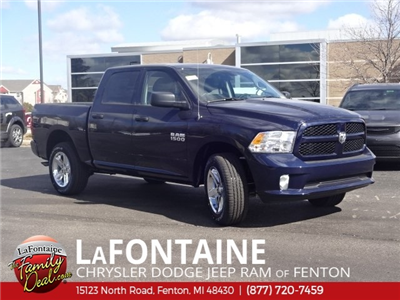 2018 Ram 1500 Crew Cab 4x4,  Pickup #18U1261 - photo 1