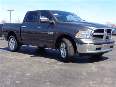 2018 Ram 1500 Crew Cab 4x4,  Pickup #18U1283 - photo 3