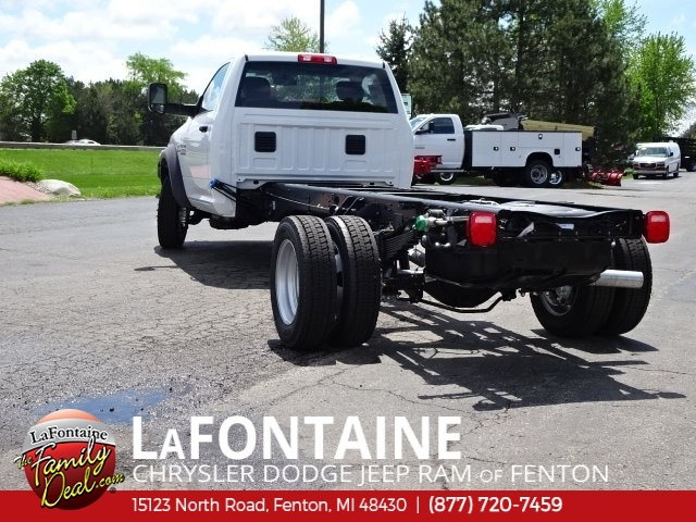 2018 Ram 5500 Regular Cab DRW 4x2,  Cab Chassis #18U1388 - photo 5