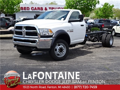 2018 Ram 5500 Regular Cab DRW 4x2,  Cab Chassis #18U1388 - photo 11