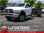 2018 Ram 5500 Regular Cab DRW 4x2,  Cab Chassis #18U1388 - photo 1