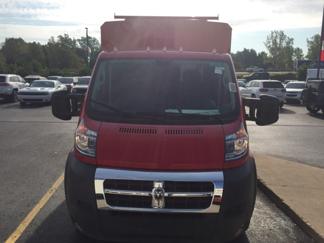 2018 ProMaster 3500 Standard Roof FWD,  Reading Service Utility Van #18U1465 - photo 3