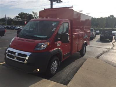 2018 ProMaster 3500 Standard Roof FWD,  Service Utility Van #18U1465 - photo 1