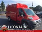 2018 ProMaster 3500 Standard Roof FWD,  Service Utility Van #18U1466 - photo 4
