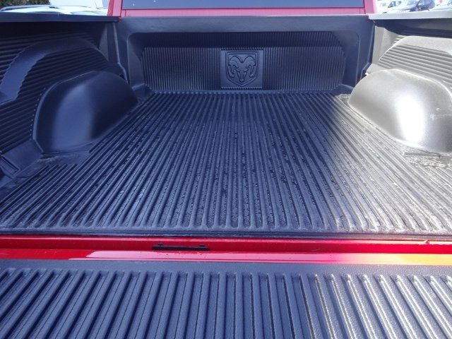 2018 Ram 1500 Crew Cab 4x4, Pickup #18U1540 - photo 35