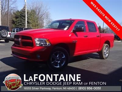 2018 Ram 1500 Crew Cab 4x4, Pickup #18U1540 - photo 1
