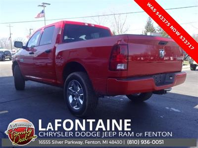 2018 Ram 1500 Crew Cab 4x4, Pickup #18U1540 - photo 2