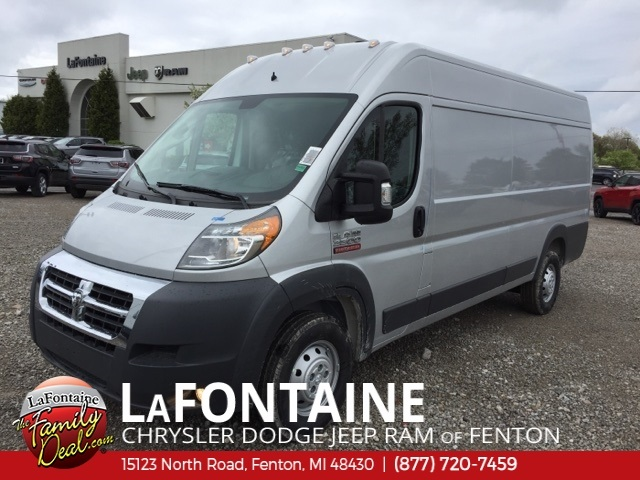 2018 ProMaster 3500 High Roof,  Empty Cargo Van #18U1616 - photo 1