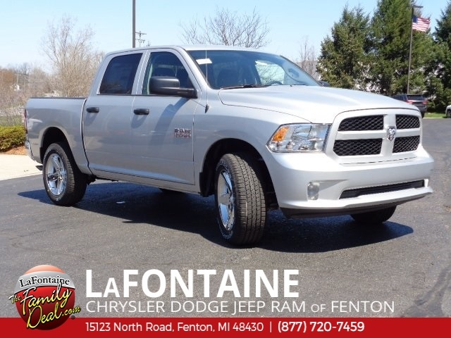 2018 Ram 1500 Crew Cab 4x4,  Pickup #18U1646 - photo 1