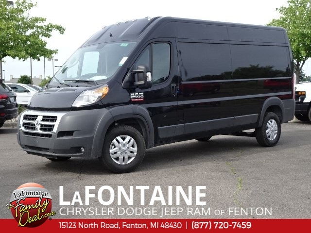 2018 ProMaster 2500 High Roof FWD,  Empty Cargo Van #18U1678 - photo 17