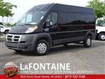 2018 ProMaster 2500 High Roof FWD,  Empty Cargo Van #18U1678 - photo 1