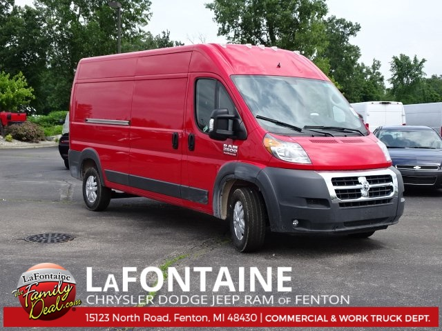 2018 ProMaster 2500 High Roof,  Empty Cargo Van #18U1683 - photo 3