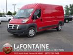 2018 ProMaster 2500 High Roof FWD,  Empty Cargo Van #18U1683 - photo 16