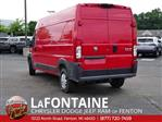 2018 ProMaster 2500 High Roof FWD,  Empty Cargo Van #18U1683 - photo 9