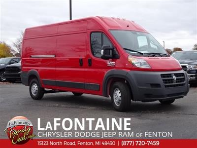 2018 ProMaster 2500 High Roof FWD,  Empty Cargo Van #18U1710 - photo 3