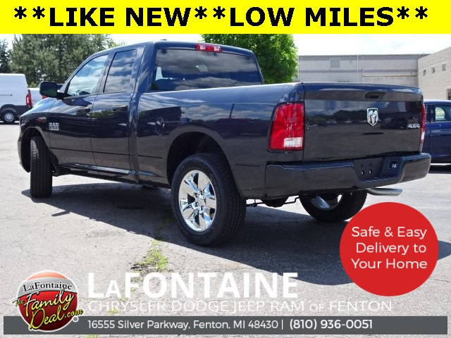 2018 Ram 1500 Quad Cab 4x4,  Pickup #18U1831 - photo 2