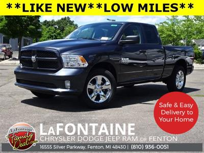 2018 Ram 1500 Quad Cab 4x4,  Pickup #18U1831 - photo 1