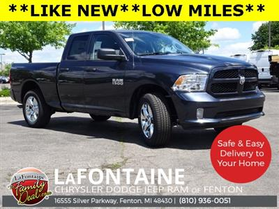 2018 Ram 1500 Quad Cab 4x4,  Pickup #18U1831 - photo 3