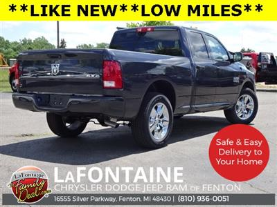 2018 Ram 1500 Quad Cab 4x4,  Pickup #18U1831 - photo 4