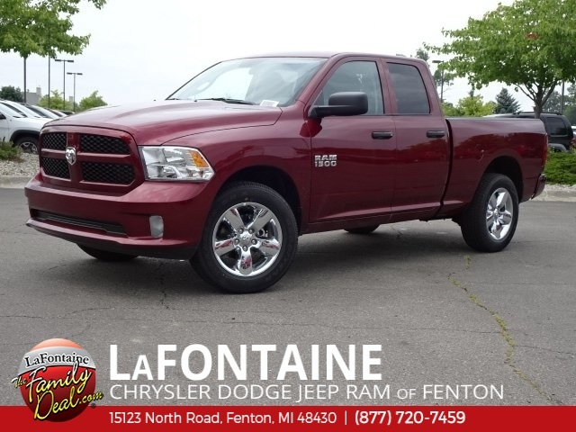2018 Ram 1500 Quad Cab 4x4,  Pickup #18U1833 - photo 13