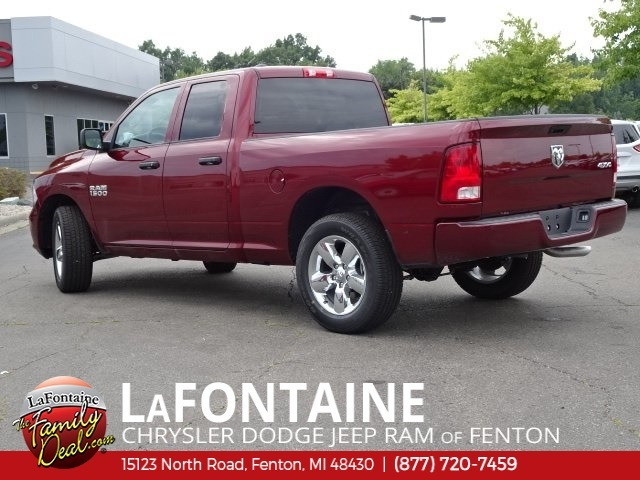 2018 Ram 1500 Quad Cab 4x4,  Pickup #18U1833 - photo 2