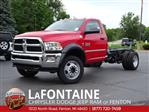 2018 Ram 5500 Regular Cab DRW 4x4,  Cab Chassis #18U2006 - photo 1